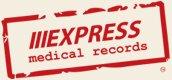 Custom web programming for Express Medical Records