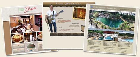 Oongawa Design Indianapolis Website Design & Development Portfolio