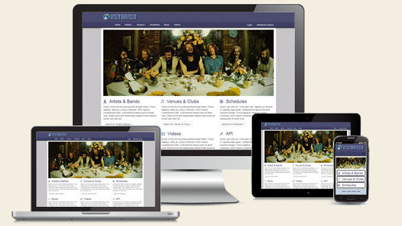 Oongawa Design offers Indianapolis responsive & mobile web  									development services